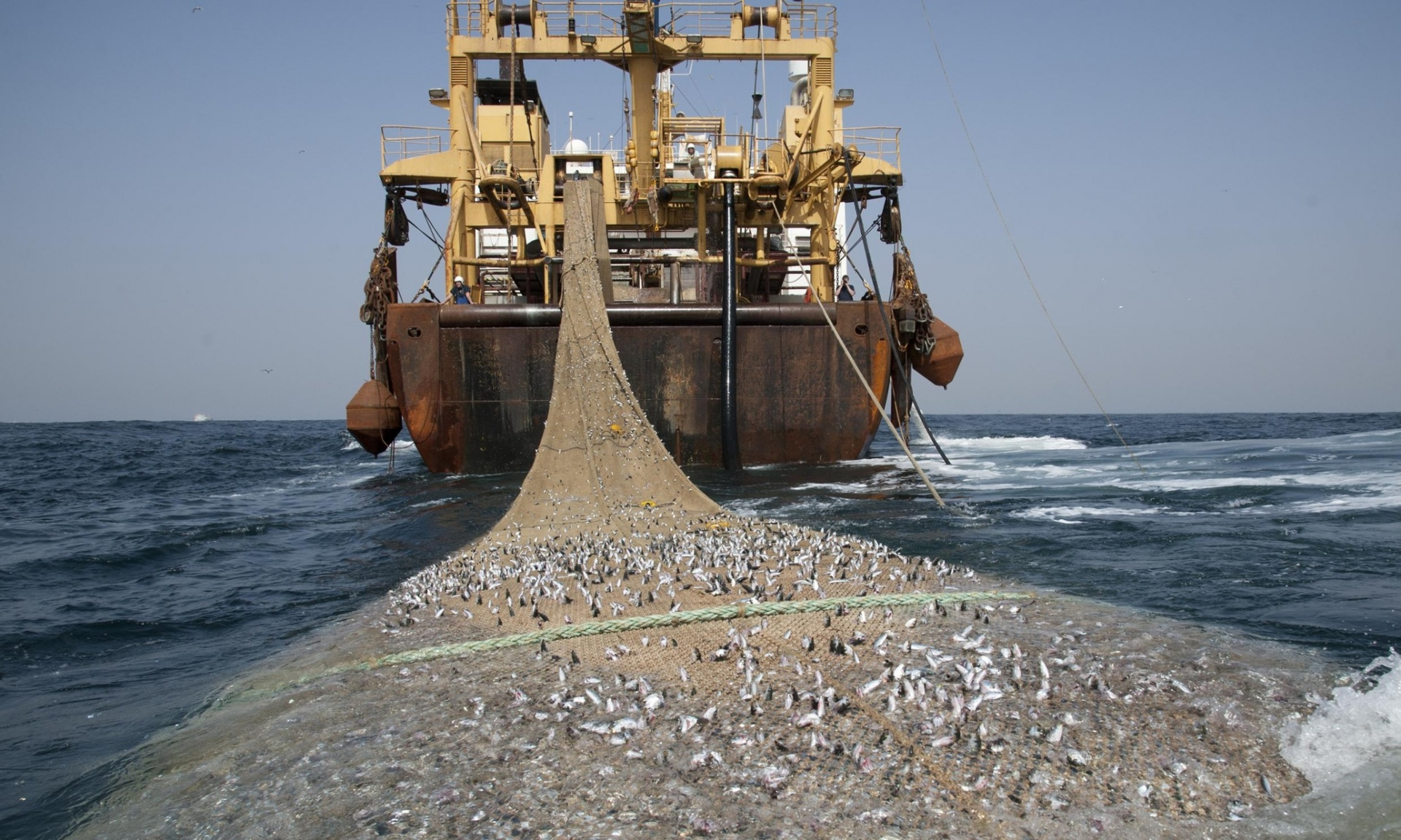Supertrawlers to be banned permanently from Australian waters
